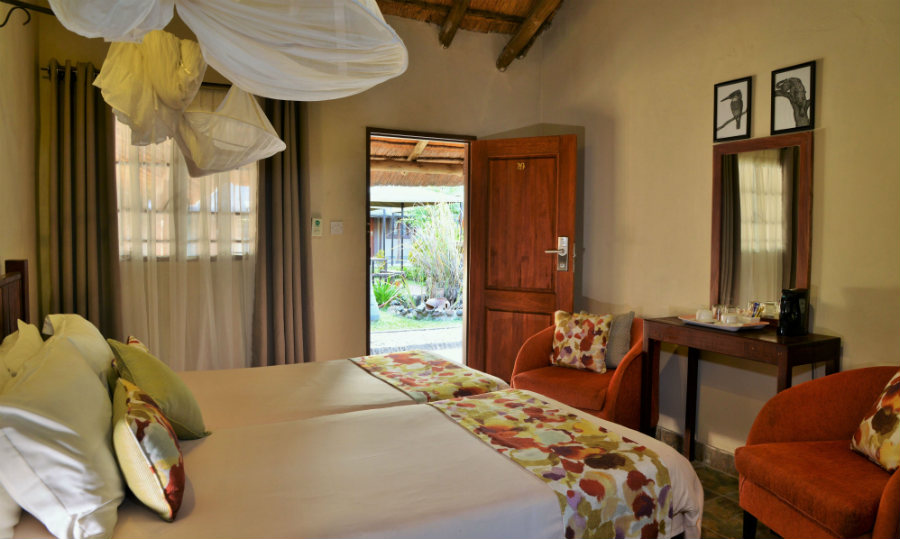 Thebe River Safaris - Twin Room