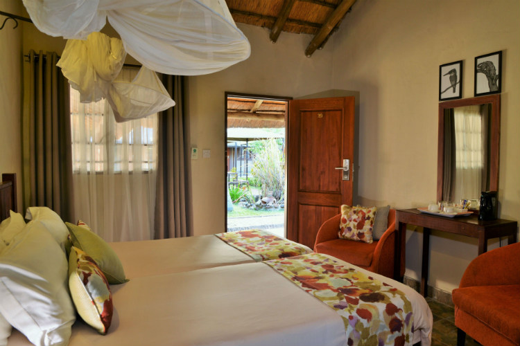 Thebe River Safaris - Accommodation