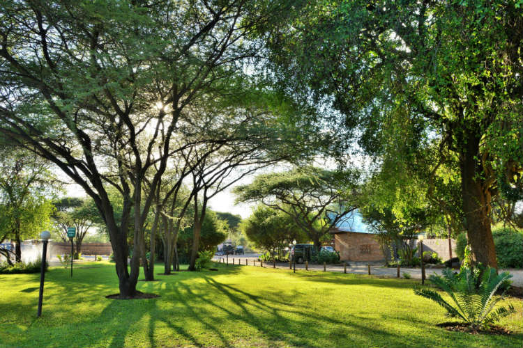 Thebe River Safaris Lodge