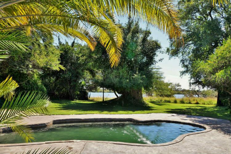 Thebe River Safaris Pool