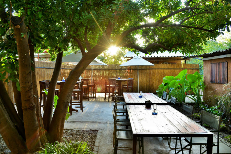Thebe Restaurant